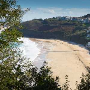 carbis-bay-cornwall-england-near-st-ives-picture-id186013778