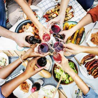 Socialise With Social Circle Wellbeing