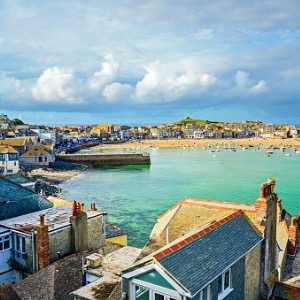 st-ives-cornwall-united-kingdom-picture-id1133440341